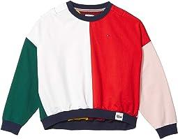 Bright White/Racing Red/Multi