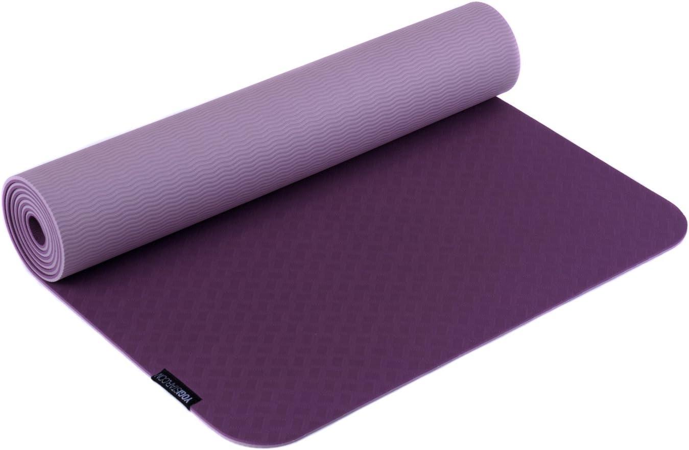 14 Farben Yogistar Yogamatte Pro sehr rutschfest