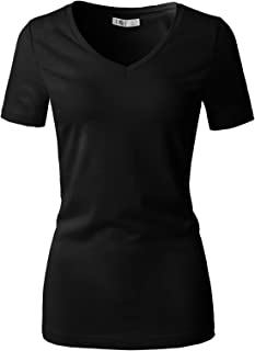 Best women's t-shirts with lycra Reviews