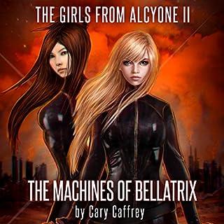 The Machines of Bellatrix audiobook cover art