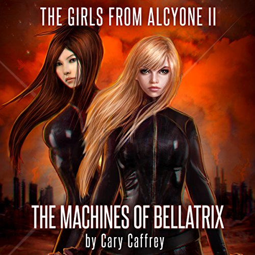 The Machines of Bellatrix audiobook cover art