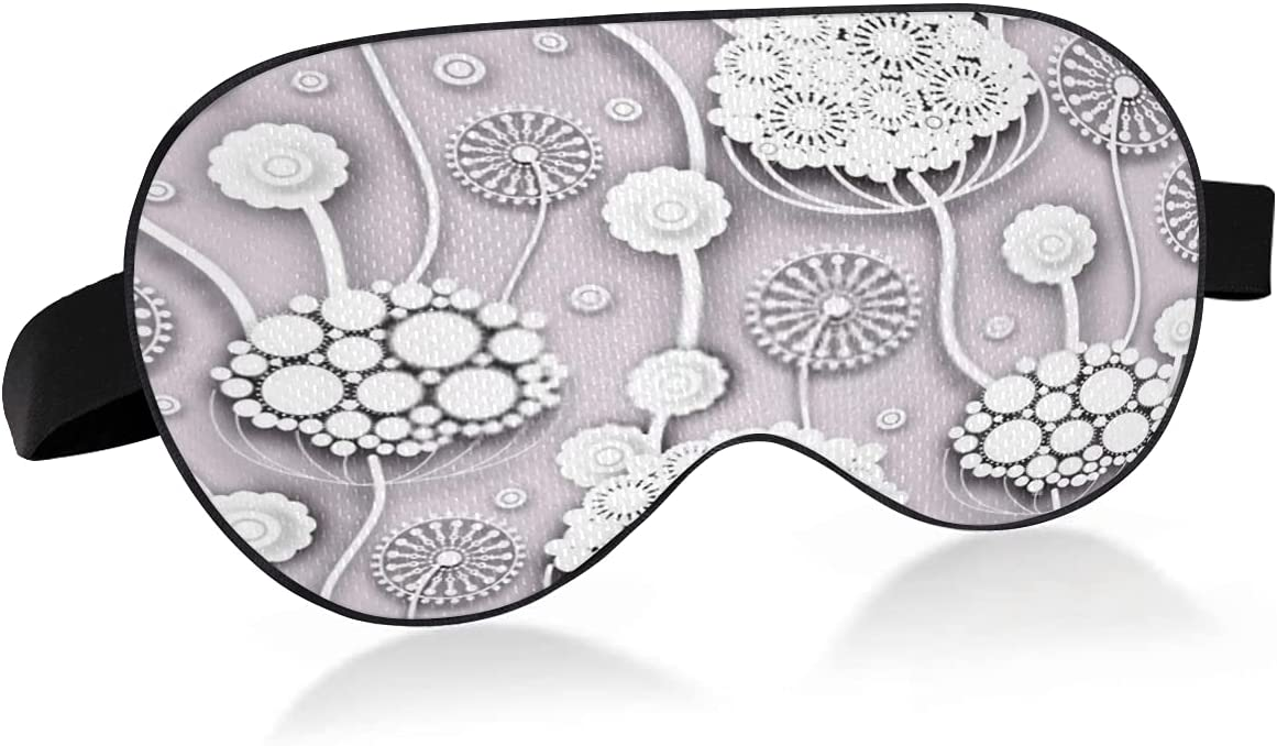 Sleep Mask with Eyes That Block Relieve Vecto Dry and Large-scale sale Light Limited time for free shipping