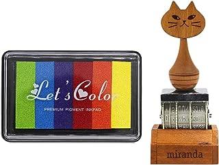 Best 2000 plus custom stamp kit with wood handle Reviews
