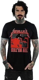 kill em all shirt