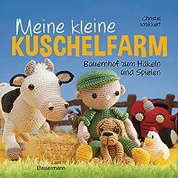 Hab-mich-lieb-Hase Amigurumi Häkelanleitung (Große Puppen zum ... | 260x260