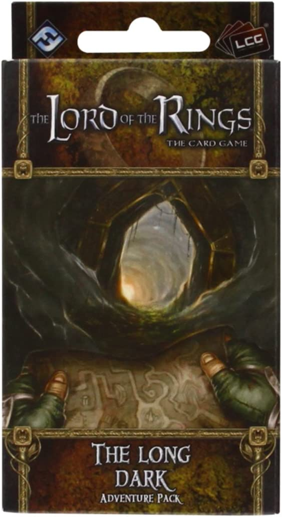 THE DREAD REALM Adventure Pack Lord of the Rings LCG Game *Sealed New*