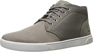 Men's Groveton LTT Chukka Leather & Fabric Sneaker