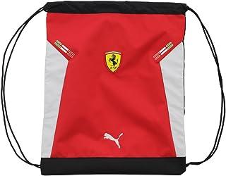 PUMA Men's Ferrari Replica Carrysack, Rosso Corsa/White/Black, One Size