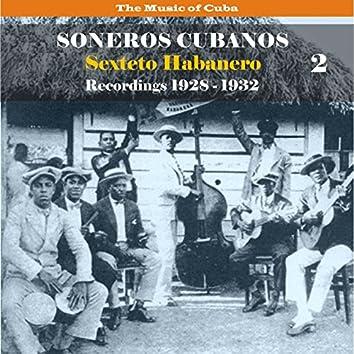 The Music of Cuba / Soneros Cubanos / Recordings 1928 - 1932, Volume 2