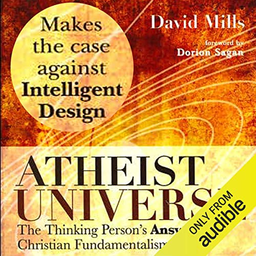 Atheist Universe audiobook cover art