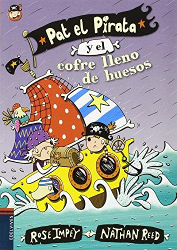 Pat el Pirata y el cofre lleno de huesos: 4