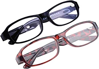 Aland Reading Glasses +4.5 +5.0 +5.5 +6.0 Strength Optical Lens Spectacles Eyewear Black +6.0