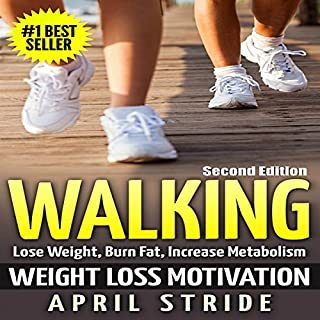 Walking: Weight Loss Motivation cover art