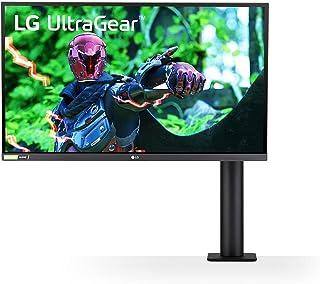 """LG UltraGear Gaming Monitor 27GN880-B LCD-Display 68,50cm (27"""") (QHD, IPS, 1ms, 2x HDMI, DisplayPort 1.4)"""