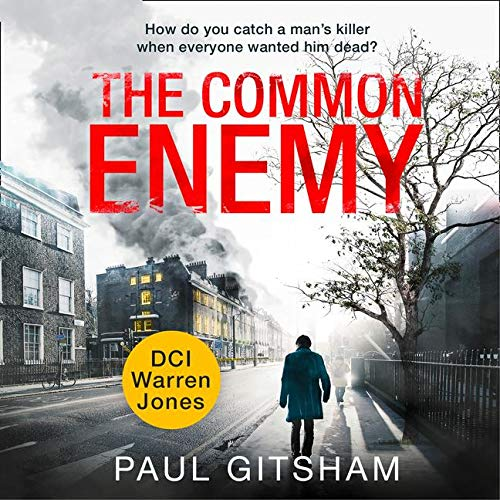 The Common Enemy Audiobook By Paul Gitsham cover art