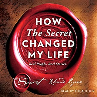 How The Secret Changed My Life audiobook cover art