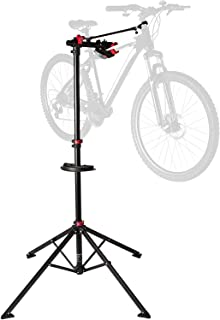 Ultrasport Bike Stand Expert, Robust Bike Stand, Also Suitable for Mountain Bikes – Repair Stand for All Types of Bikes up...