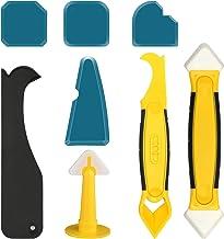 Juego de 34 boquillas de silicona y 4 piezas de rascador de silicona para juntas SPTwj