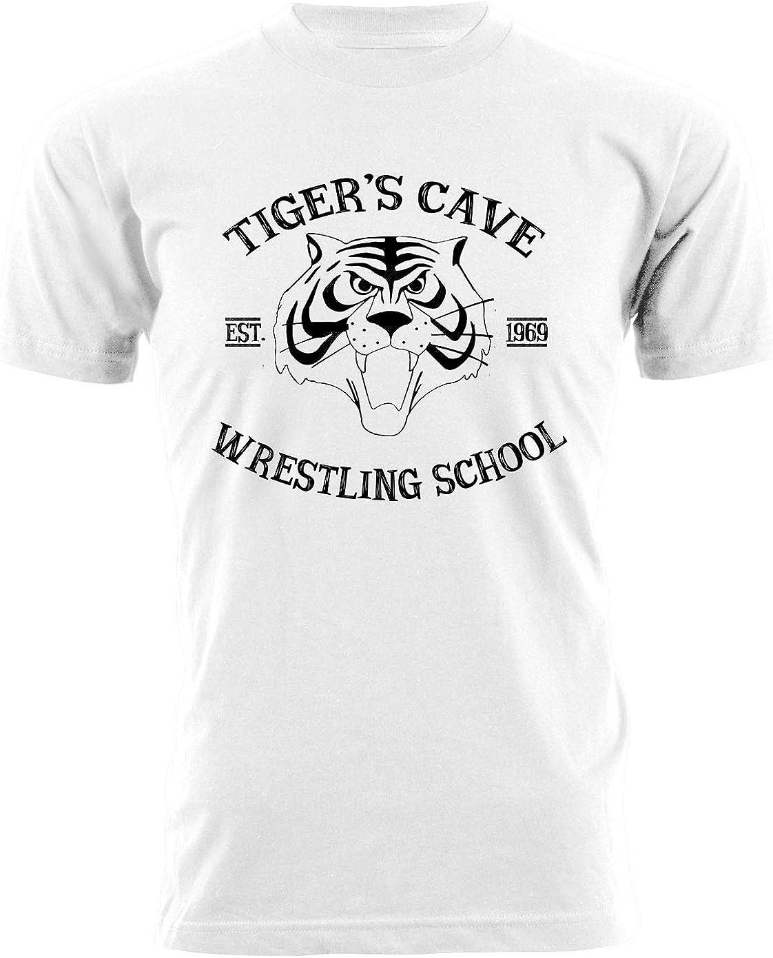T-shirteria - Camiseta para hombre con diseño de tigre y ...