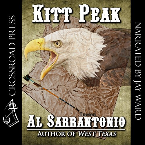 Kitt Peak audiobook cover art