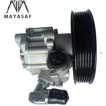 BRTEC 21-5394 Power Steering Pump for 2003 2004 2005 Mercedes Benz ML350; 2004 2005 Mercedes Benz ML500 Power Steering Pump