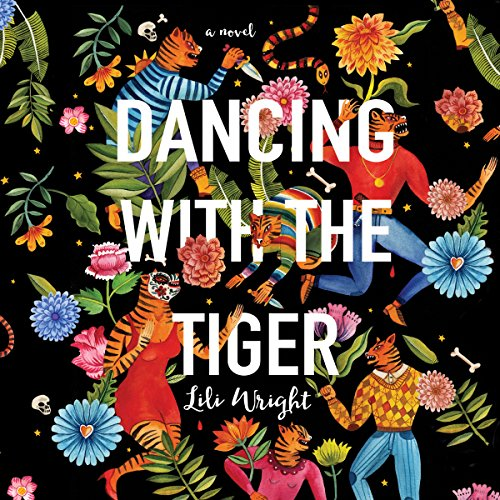 Dancing with the Tiger audiobook cover art