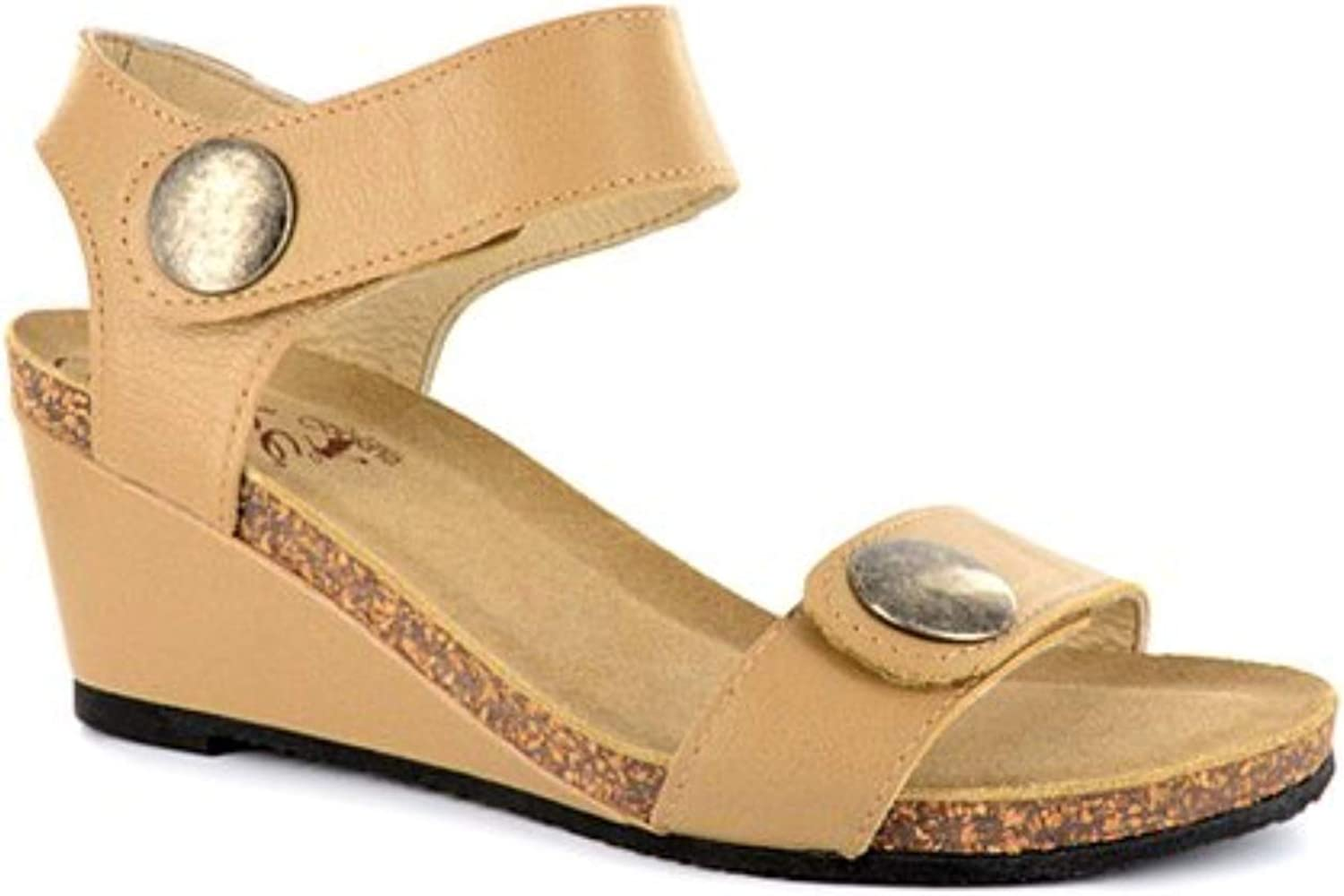 Corkys Hobby Comfortable Wedge Sandals