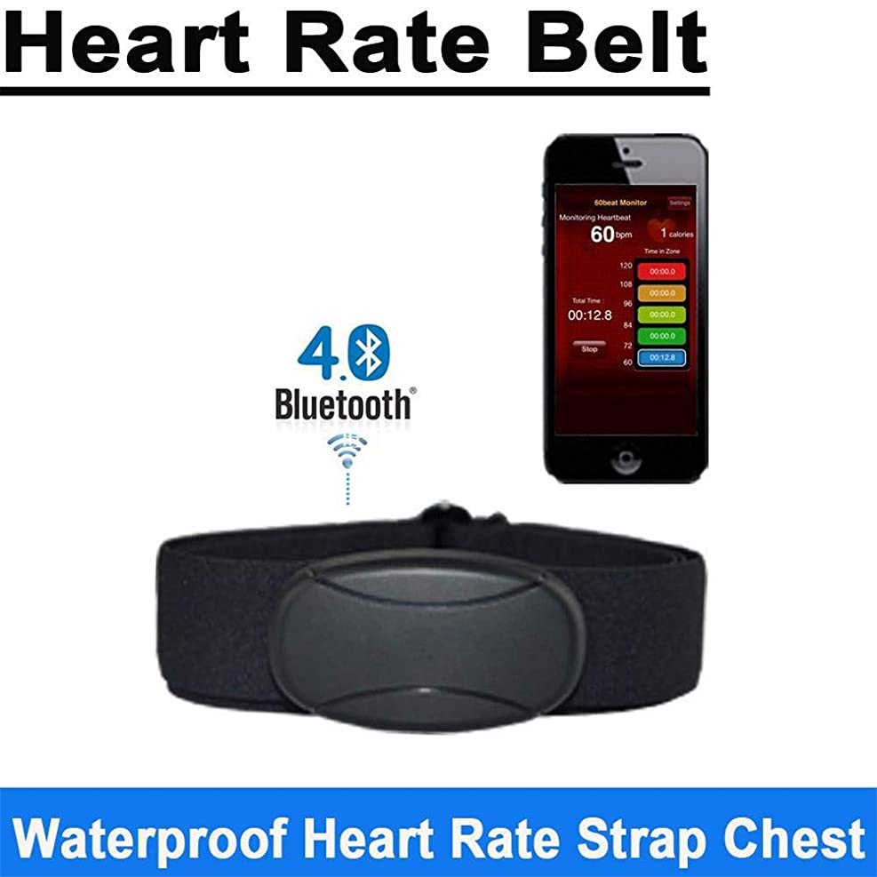 プロフェッショナル理論的船Bluetooth心拍数モニターフィットネストラッカー心拍数センサーチェストストラップ防水フィットネスヨガアウトドアスポーツ