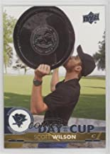 Scott Wilson (Hockey Card) 2017-18 Upper Deck - Day with the Cup #DC10