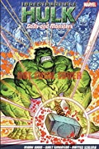 Indestructible Hulk Vol.2: Gods and Monster by Mark Waid (2013-09-11)