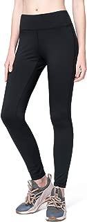 XGEAR Women's Fleece Lined Thermal Tights Rnning Leggings Yoga PantsPetite/Regular/Tall(25
