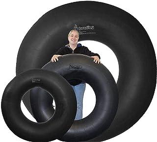 Bradley Heavy Duty Rubber Snow Tube | River Tube, Sledding Float | Pool Closing Inner Tube | Truck Inner Tubes