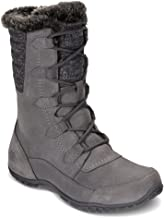 The North Face Women's Nuptse Purna II Boot - Frost Grey & Iron Gate Grey - 7