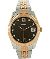 Scarlette Mini Three-Hand Date Two-Tone Stainless Steel Watch - ES4948