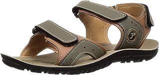 PARAGON SLICKERS Men's Green Sandals