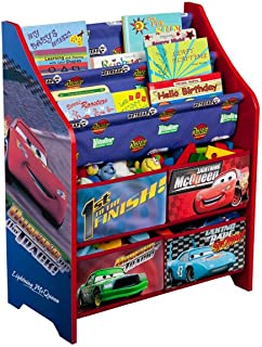Disney Cars Book and Toy Organizer(Discontinued by manufacturer)
