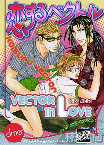 Vector In Love (Yaoi Manga) (English Edition)