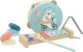Vilac- Set de Musique Michelle Carlslund Accessoires pour Instruments pour Enfants, 8537, Multicolore