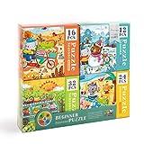 Andreu Toys-Mi Ciervo Principiante Temporadas Puzzle, Multicolor, 35 x 29.8 x 5.6 cm (MD3016)