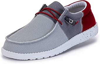 Hey Dude Men's Wally Sox Shoes Multiple Colors
