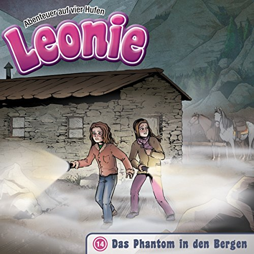 Das Phantom in den Bergen audiobook cover art