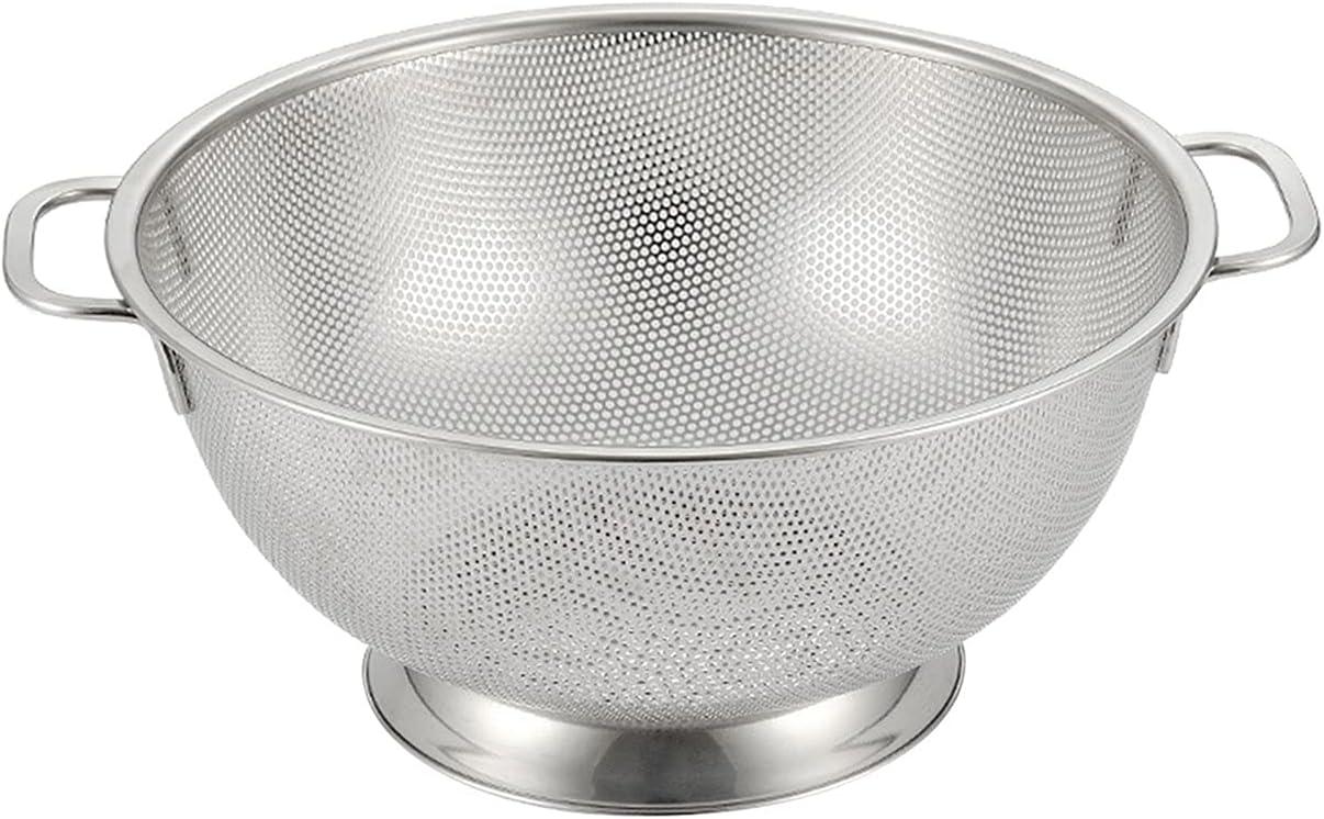 Stainless Steel Mesh Baskets Popular popular Fine Net with Colander Excellent Heavy