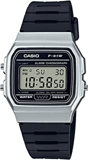 Collection Unisex Adults Watch F-91WM