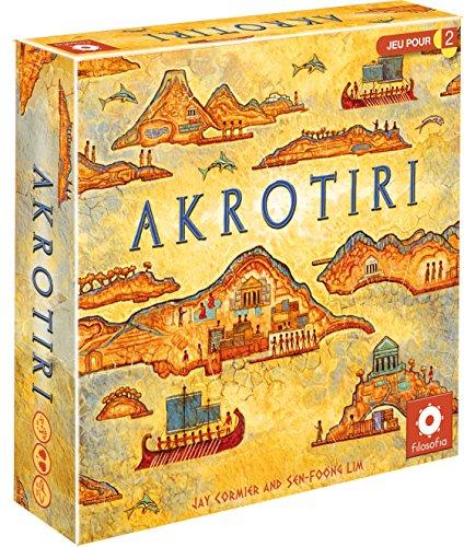 Asmodee - FIAKR01 - Jeu d'ambiance - Akrotiri