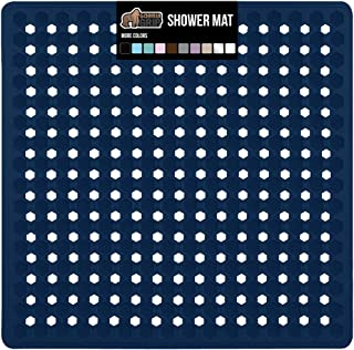 Sponsored Ad - Gorilla Grip Patented Shower Stall Mat, 21x21 Bath Tub Mats, Washable, Antibacterial, BPA, Latex, Phthalate...