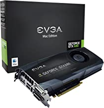 EVGA GeForce GTX680 2GB GDDR5 DisplayPort DVI-I, DVI-D HDMI Graphics Card for Mac 02G-P4-3682-KR