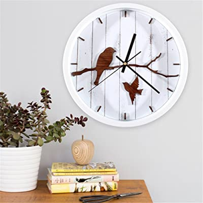 Znzbzt Antique Wall Clocks,30cm