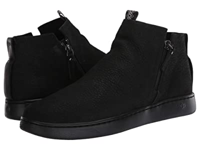 UGG Pismo Sneaker Zip (Black TNL) Men