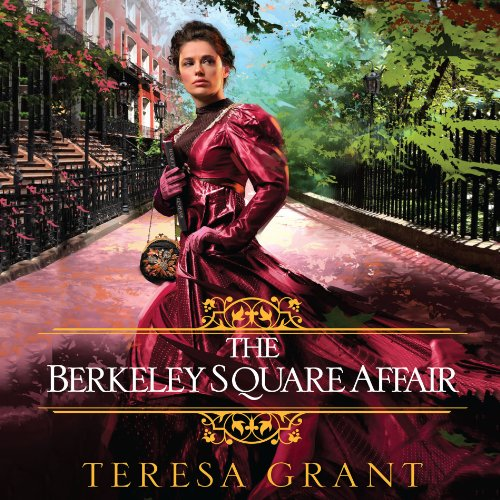 The Berkeley Square Affair cover art