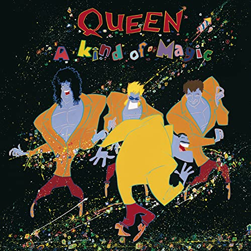 Queen - A Kind of Magic (Limited Edition) [Vinyl LP]